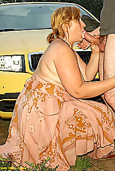 Maryelle Tillie chubby whore in dogging sexual connection