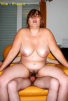 Maryelle Tillie bbw whore deep impaled