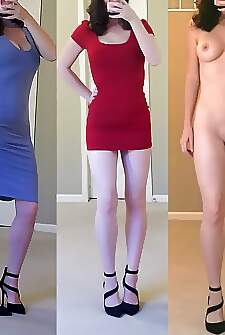 Hmmm what to wear today 😊 35F